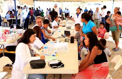 Jornada Médico Social en la Cactus en CSL