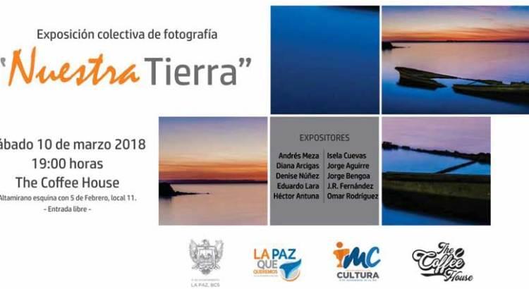 """Exposición """"Nuestra Tierra"""""""