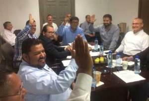 octava sesión ordinaria del Comité de Obras