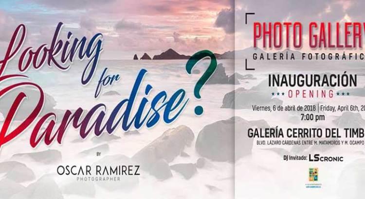 ¿Buscas el paraíso?