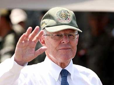 Renuncia Kuczynski a la presidencia de Perú