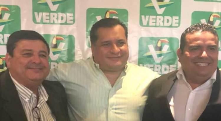 Saúl González y Alejandro Rojas, candidatos del PVEM a las alcaldías de La Paz y Los Cabos