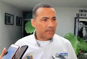 Juan José Zamorano Martínez, director general de Seguridad Pública, Policía Preventiva y Tránsito Municipal