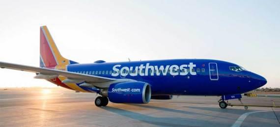aerolínea Southwest