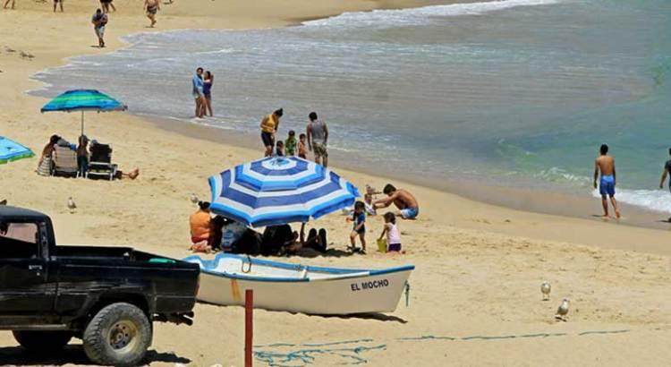 Playas limpias y seguras para recibir a vacacionistas en Semana Santa