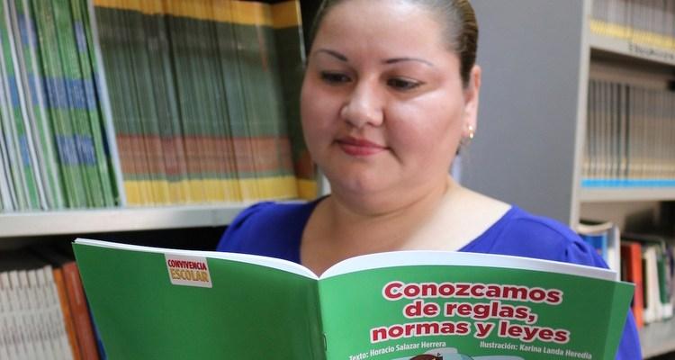 Bibliotecas de Convivencia Escolar para más de 40 mil alumnos de nivel básico en BCS