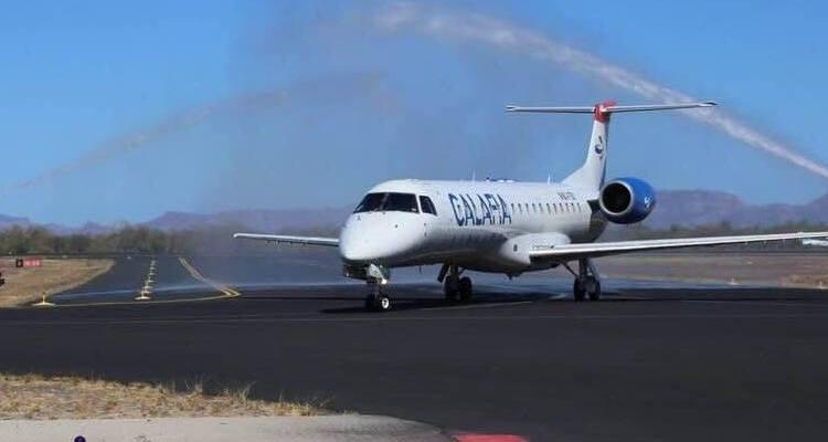 Inicia operaciones vuelo Guadalajara-Los Cabos-Loreto