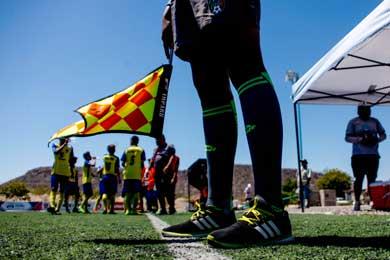 En busca de la nueva generación de árbitros