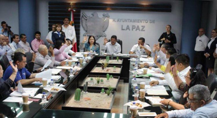 En contra Rubén Muñoz del Programa de Desarrollo Urbano de La Paz