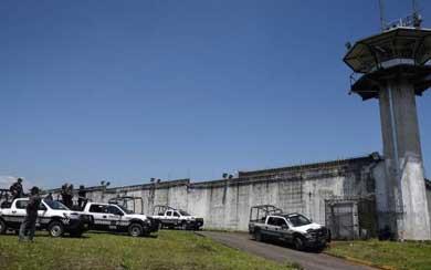 Se fugaron de cárcel de máxima seguridad