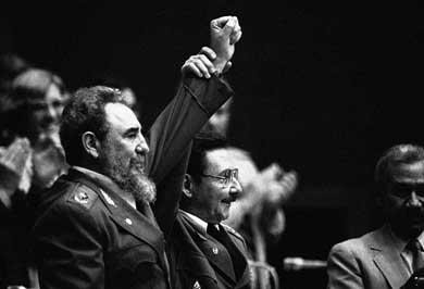 Cuba dice adiós a los Castro