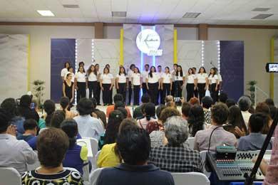 Exitoso  primer Festival de Coros