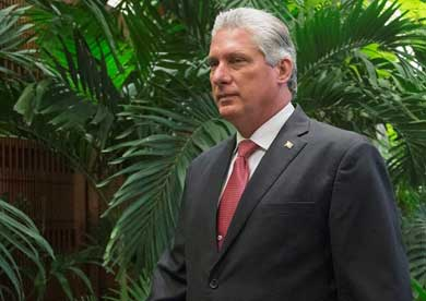 Asume Miguel Díaz-Canel como presidente de Cuba