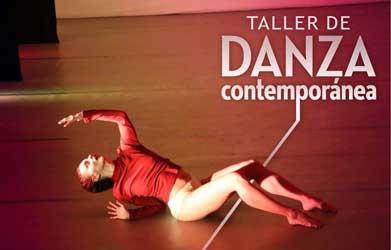 Regresa el Taller de Danza Contemporánea