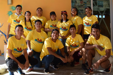Jóvenes unidos por la conservación de Cabo Pulmo