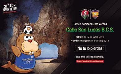 En Los Cabos el Nacional de Fútbol