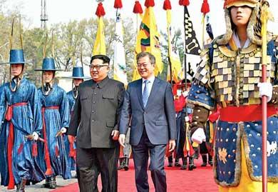Corea: una nueva historia; cumbre por la paz