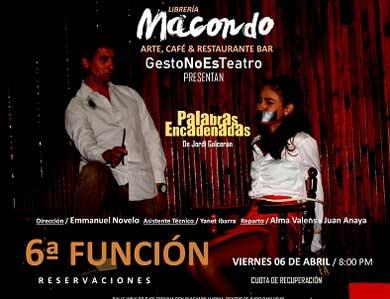 Viernes de teatro