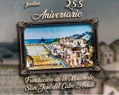 Cumple 288 años  la Misión de SJC