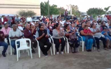 Inicia Víctor Castro campaña por el sur del Estado
