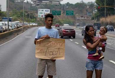 Venezuela admite crisis