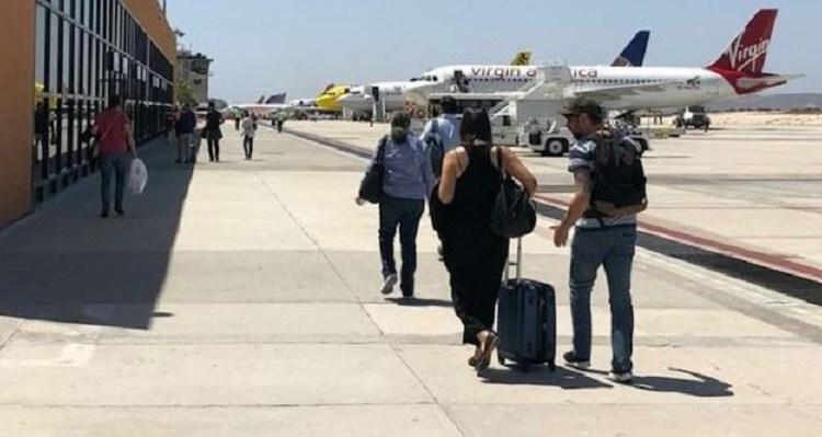 Crece llegada de turistas a Los Cabos