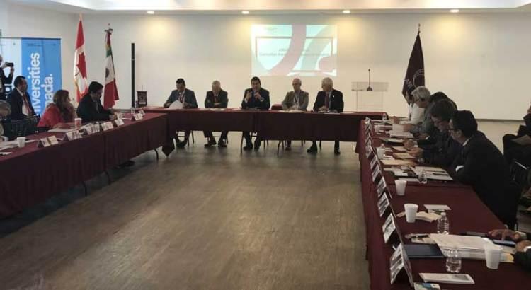 Exploran UABCS y universidades canadienses alianza estratégica