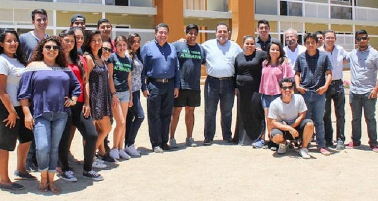Las y los jóvenes son el futuro inmediato de Baja California Sur: CMD