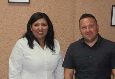 Visita la CEDH el Vicecónsul de Guatemala