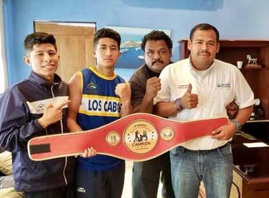 Jorge Romero, nueva promesa del boxeo