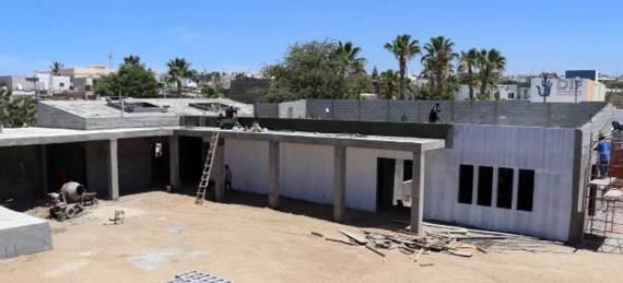 Se encuentra en la fase final de construcción para su apertura el Centro de Inclusión ubicado en Cabo San Lucas.