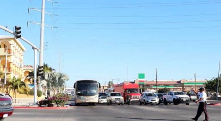 Atiende DGSyT problemas de congestión vehicular