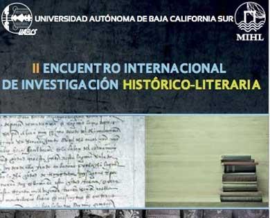 Arranca Encuentro Investigación Histórico Literaria