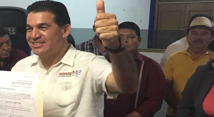 Retoma Rubén Muñoz su campaña