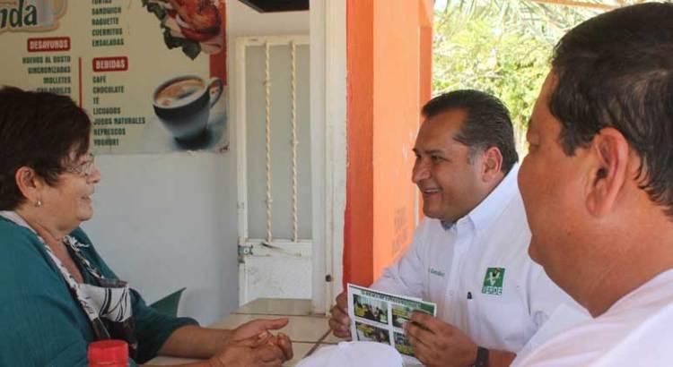 Presenta Saúl González  propuesta en materia de  Desarrollo Urbano, Ecología y Movilidad