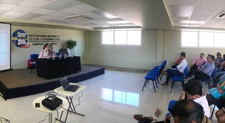 Inicia UABCS Programa de Profesionalización