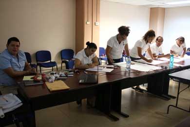 Fortalece UABCS capacidades profesionales de su personal