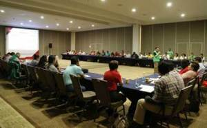 Reunión Nacional de Protección Civil.