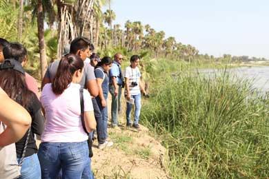 Conmemoraron Día Mundial del Medio Ambiente en el Estero josefino