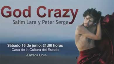 Invitan a God Crazy