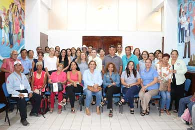 Se reunieron empleados de CSL con el sindicato de burócratas