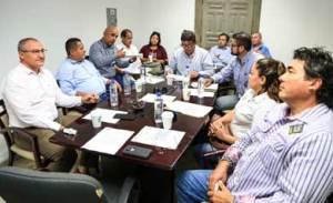 novena sesión ordinaria del Comité de Obras y servicios