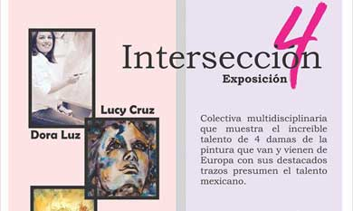 Invitan a Intersección 4