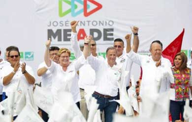 Destaca Meade labor de Romero Deschamps