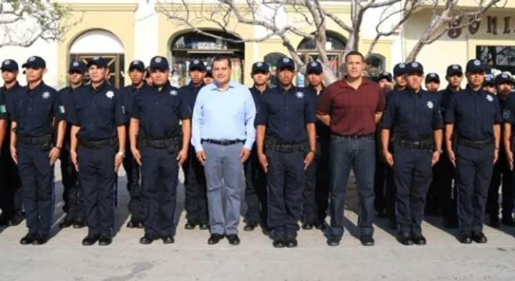 Se incorporan 31 nuevos policías a la DGSP y TM