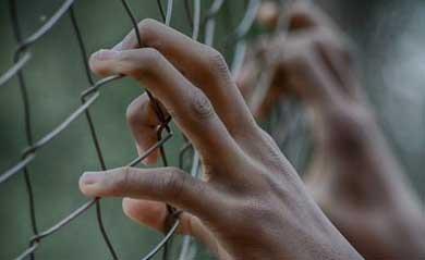 Se amotinaron los presos