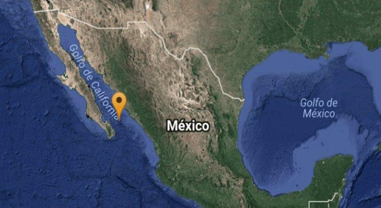 Registran sismo cerca de La Paz