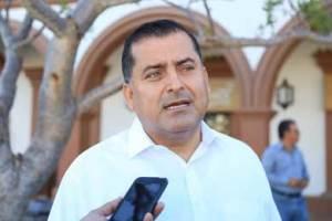 Alberto González Rivera, secretario general municipal.