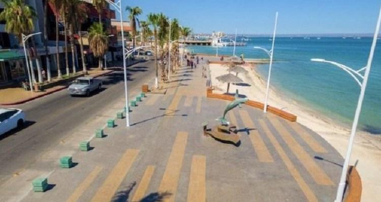 Cuenta La Paz con malecón moderno y de calidad