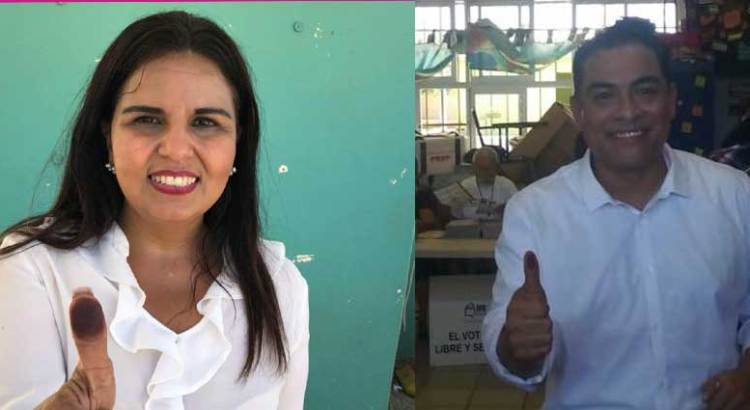 Se cierra elección de Los Cabos entre Armida Castro y Arturo de la Rosa